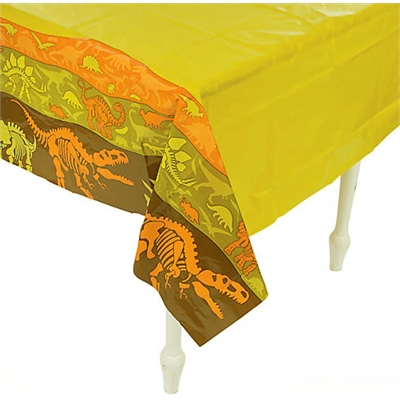 Dino Dig Table Cover