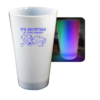 LED Pint Glass