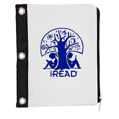 3-Ring Binder Pouch - 50% savings!