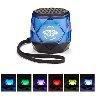 Disco Light-up Bluetooth Speaker
